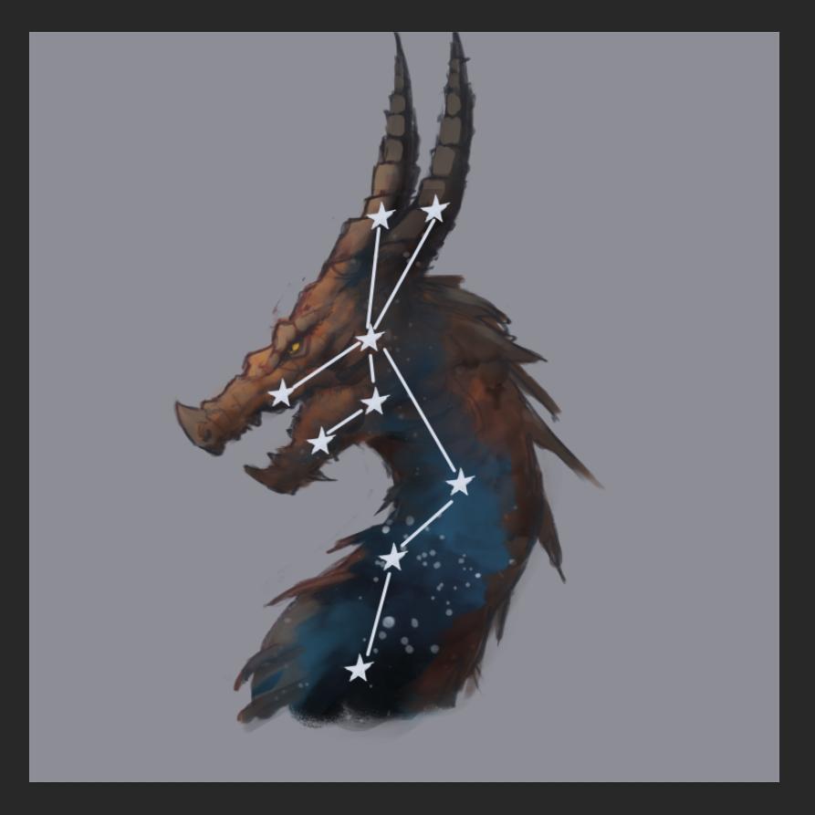 Dragon Star Sign