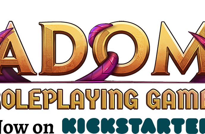 The ADOM RPG Kickstarter now is live!