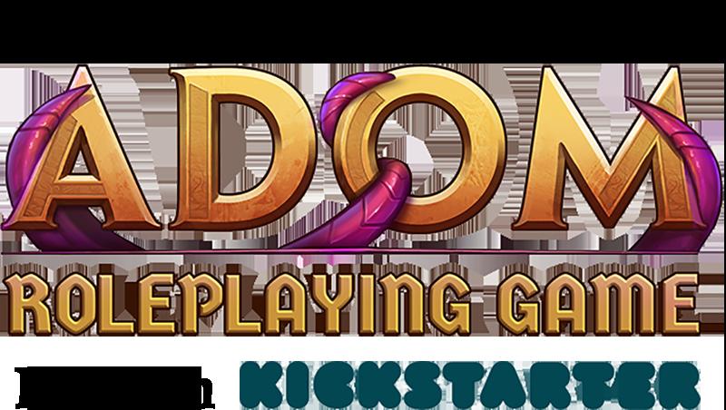 The ADOM RPG Kickstarter now is live!